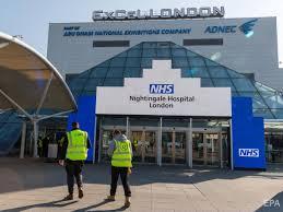 больница англия
