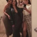 Ким Кардашьян встречается с сестрами только по видеосвязи